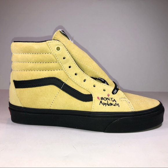 Vans (ATCQ) Mellow Yellow Bonita Applebum Sneakers 691c011e9